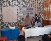 Adado project launching event participants